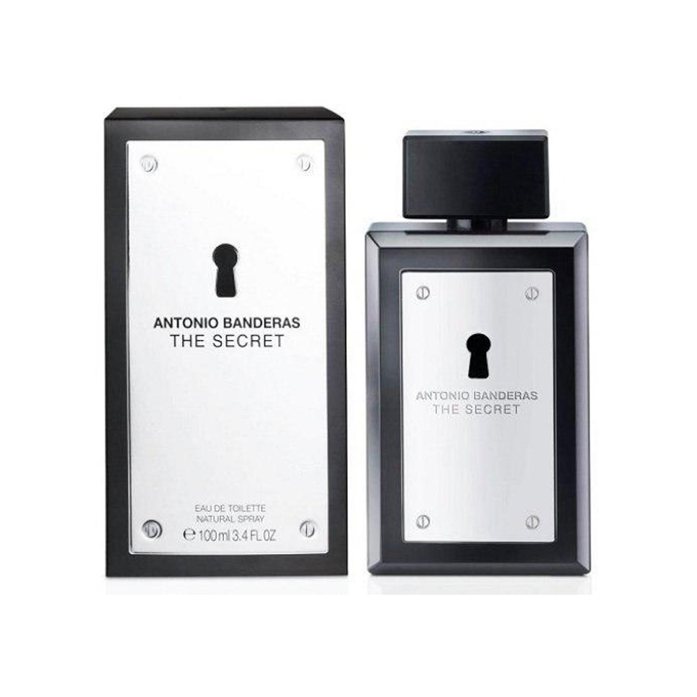 عطر مردانه آنتونیو باندراس مدل The Secret حجم ۱۰۰ میلی لیتر