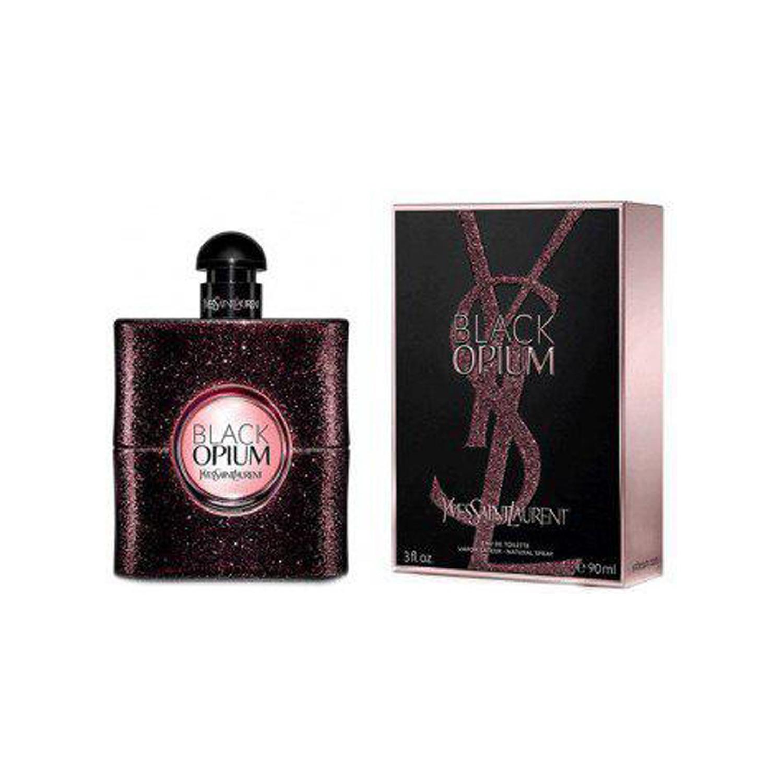 عطر زنانه ایو سن لورن مدل Black Opium حجم ۹۰ میلی لیتر