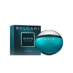 عطر مردانه بولگاری مدل Aqva Pour Homme حجم ۱۰۰ میلی لیتر