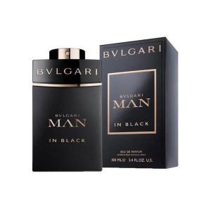 عطر مردانه بولگاری مدل Bvlgari Man In Black حجم ۱۰۰ میلی لیتر