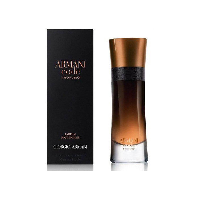عطر مردانه جور جیو آرمانی مدل Armani Code Profumo حجم ۱۱۰ میلی لیتر