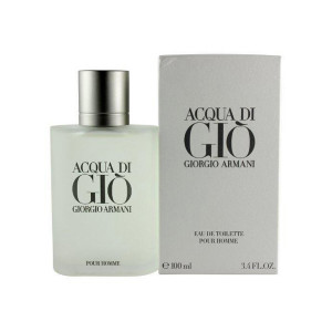 عطر مردانه جور جیو آرمانی مدل Acqua di Gio for Men حجم ۱۰۰ میلی لیتر