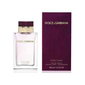 عطر زنانه دولچه گابانا مدل Dolce & Gabbana Pour Femme حجم 100 میلی لیتر