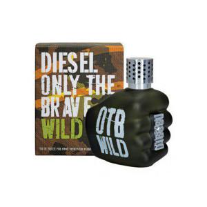 عطر مردانه دیزل مدل Only The Brave Wild حجم 125 میلی لیتر