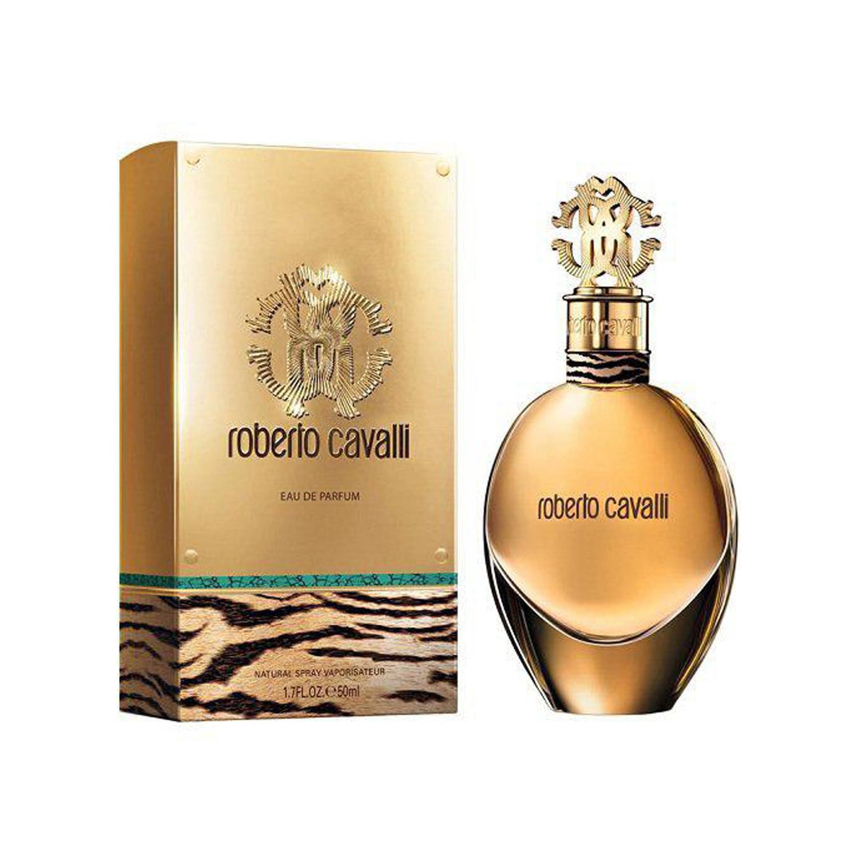عطر زنانه روبرتو کاوالی مدل Roberto Cavalli Eau de Parfum حجم 75 میلی لیتر
