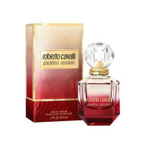 عطر زنانه روبرتو کاوالی مدل Paradiso Assoluto حجم 75 میلی لیتر