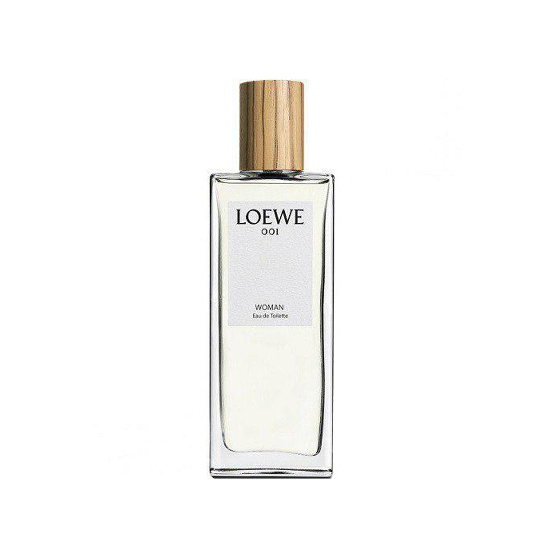 عطر زنانه لووه مدل Loewe 001 Woman EDT حجم 100 میلی لیتر