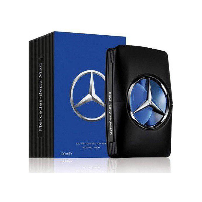 عطر مردانه مرسدس بنز مدل Mercedes Benz Man حجم 100 میلی لیتر