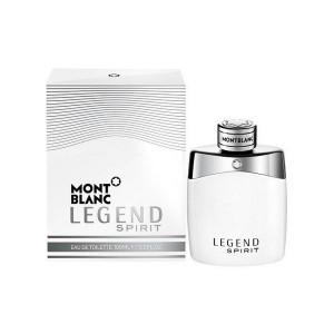 عطر مردانه مون بلان مدل Legend Spirit حجم 100 میلی لیتر