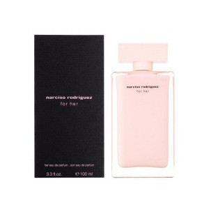 عطر زنانه نارسیس رودریگز مدل Narciso Rodriguez for Her EDP حجم 100 میلی لیتر