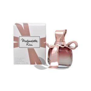 عطر زنانه نینا ریچی مدل Mademoiselle Ricci حجم 80 میلی لیتر