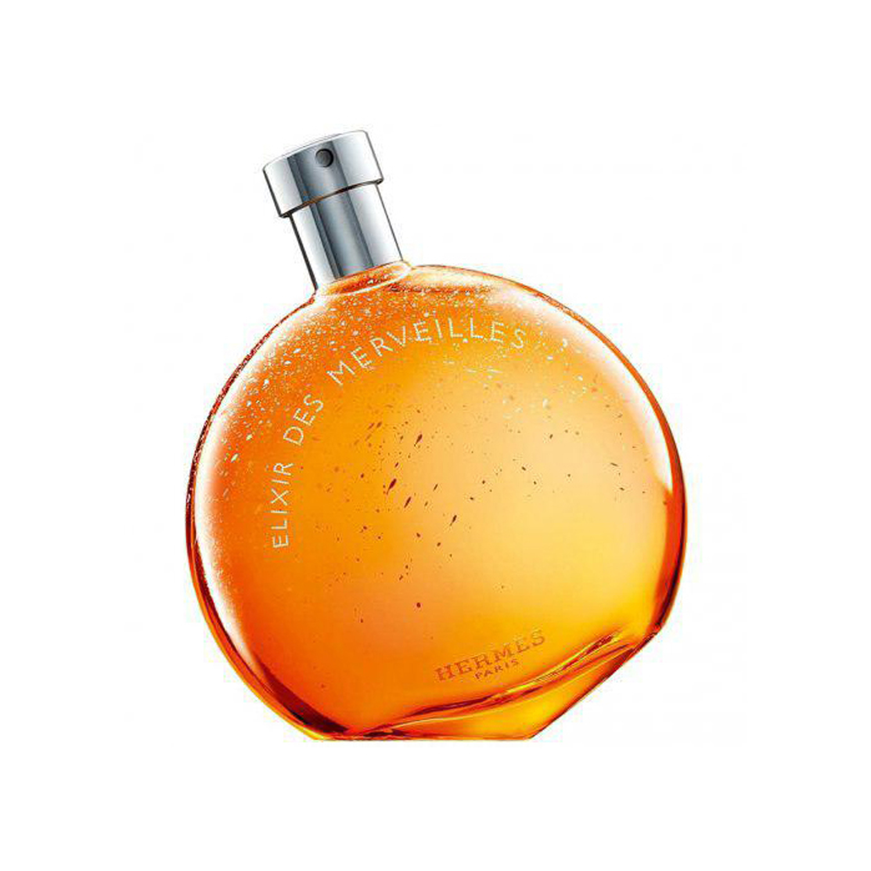 عطر زنانه هرمس مدل Elixir Des Merveilles EDP حجم 100 میلی لیتر