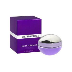 عطر زنانه پاکو رابان مدل Ultraviolet EDP for Women حجم 80 میلی لیتر