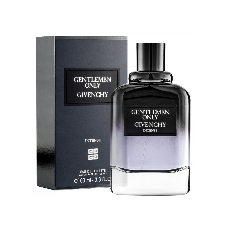 عطر مردانه جیونچی مدل Gentlemen Only Intense حجم 100 میلی لیتر