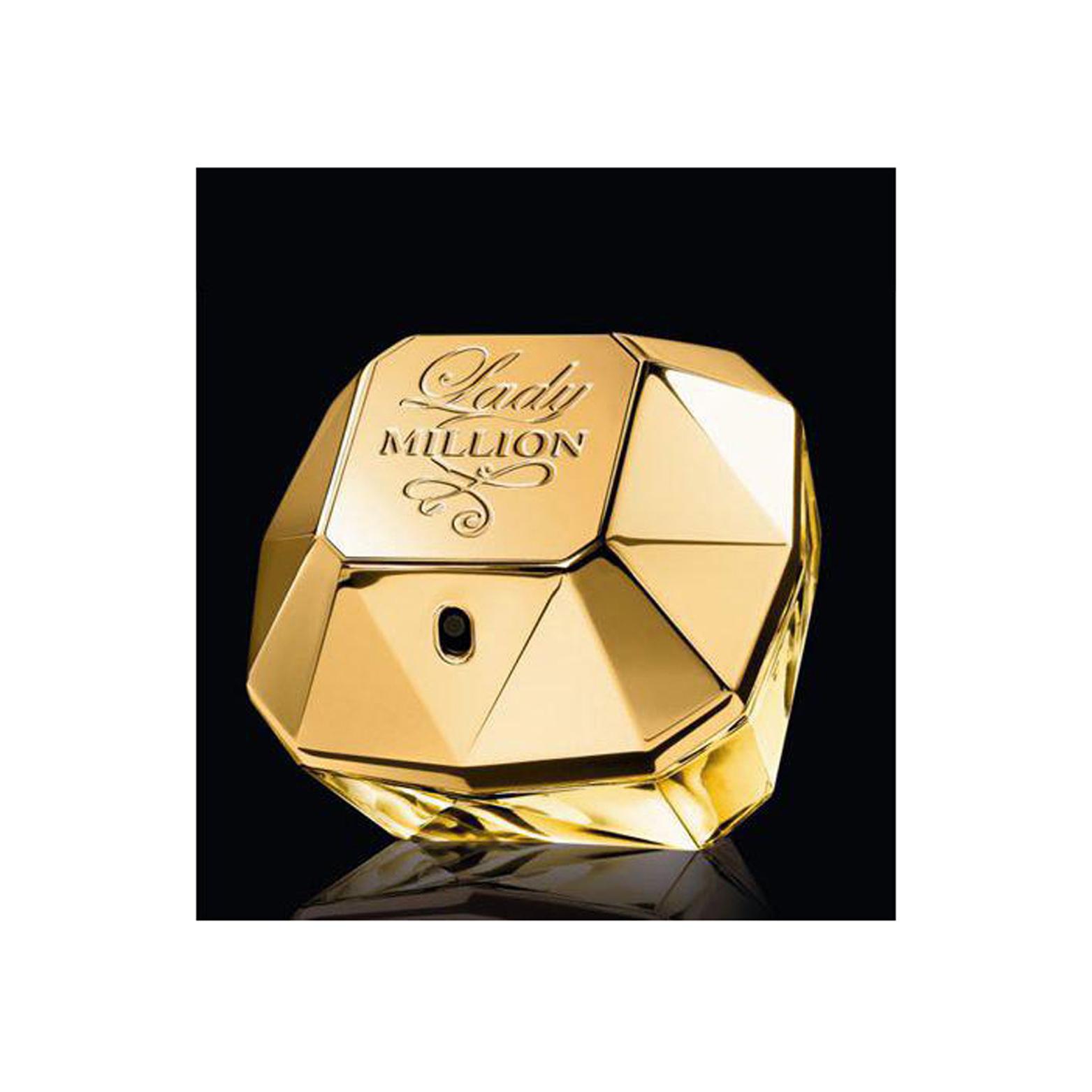 عطر زنانه پاکو رابان مدل Lady Million حجم 80 میلی لیتر