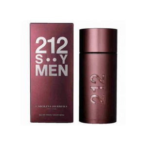 عطر مردانه کارولینا هررا مدل 212S--Y for Men حجم 100 میلی لیتر