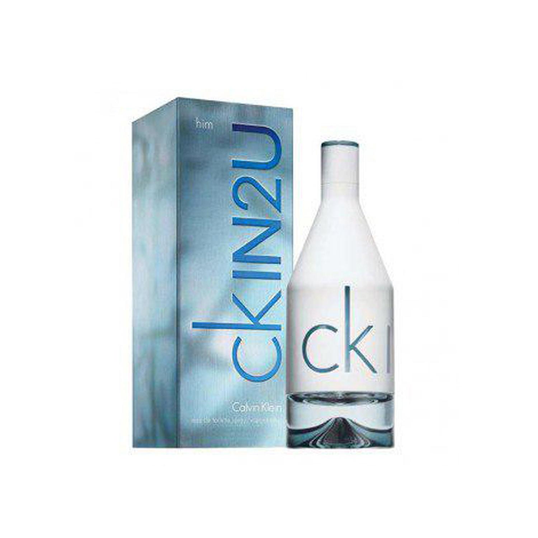 عطر مردانه کلوین کلین مدل CK IN2U for Men حجم 100 میلی لیتر