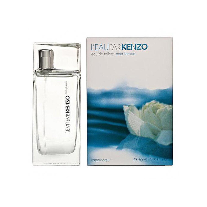 عطر زنانه کنزو مدل L'Eau par Kenzo for Women حجم100 میلی لیتر