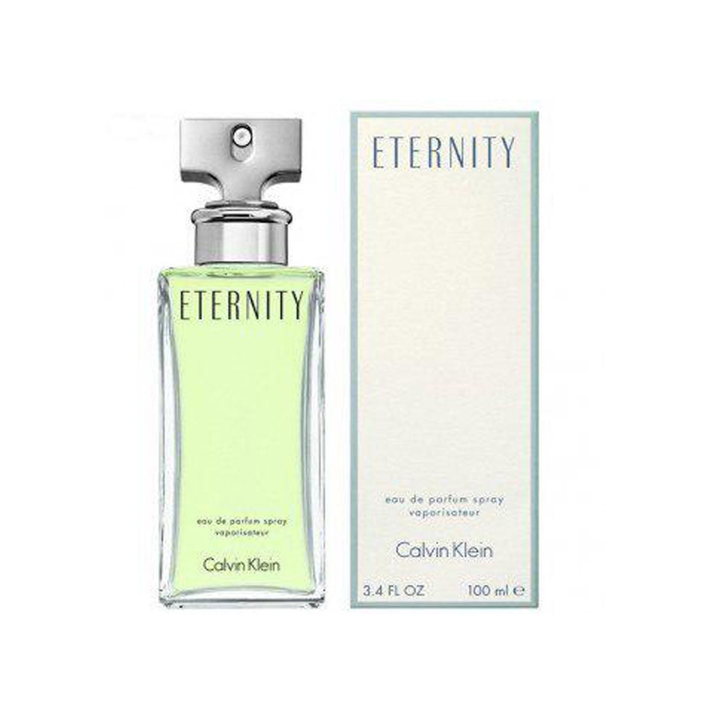 عطر زنانه کلوین کلین مدل Eternity for Women حجم 100 میلی لیتر
