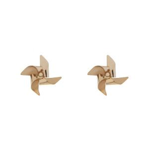 گوشواره طلا زنانه مدل 319