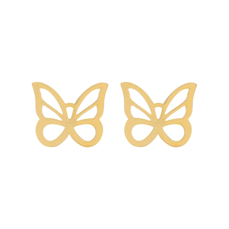 گوشواره طلا زنانه مدل EG139
