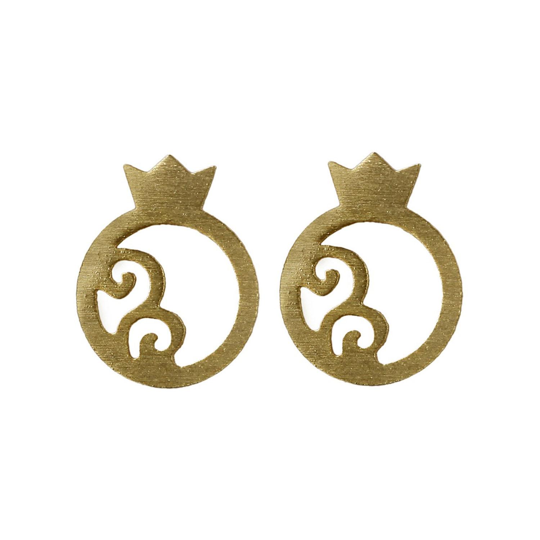 گوشواره طلا زنانه مدل SG01