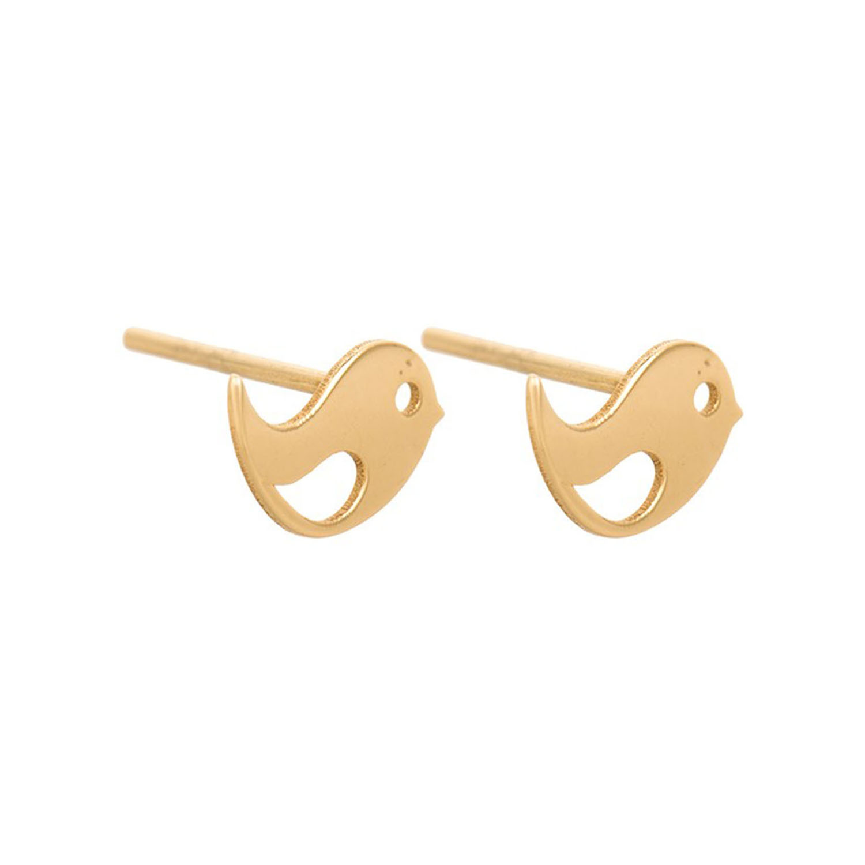 گوشواره طلا زنانه مدل EG20