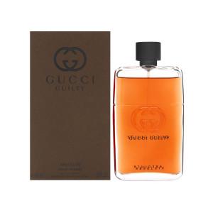 عطر مردانه گوچی مدل Gucci Guilty Absolute حجم 90 میلی لیتر