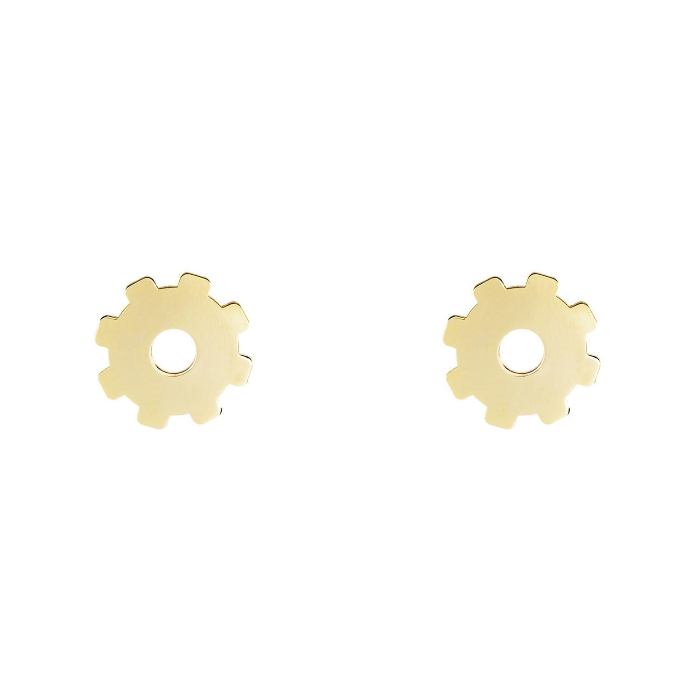 گوشواره طلا زنانه مدل GM33