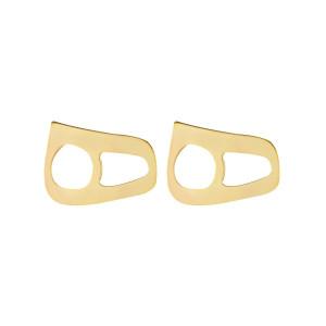 گوشواره طلا زنانه مدل GM19