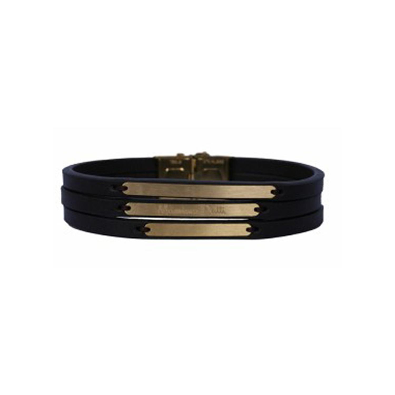 دستبند طلا مردانه مدل MG19