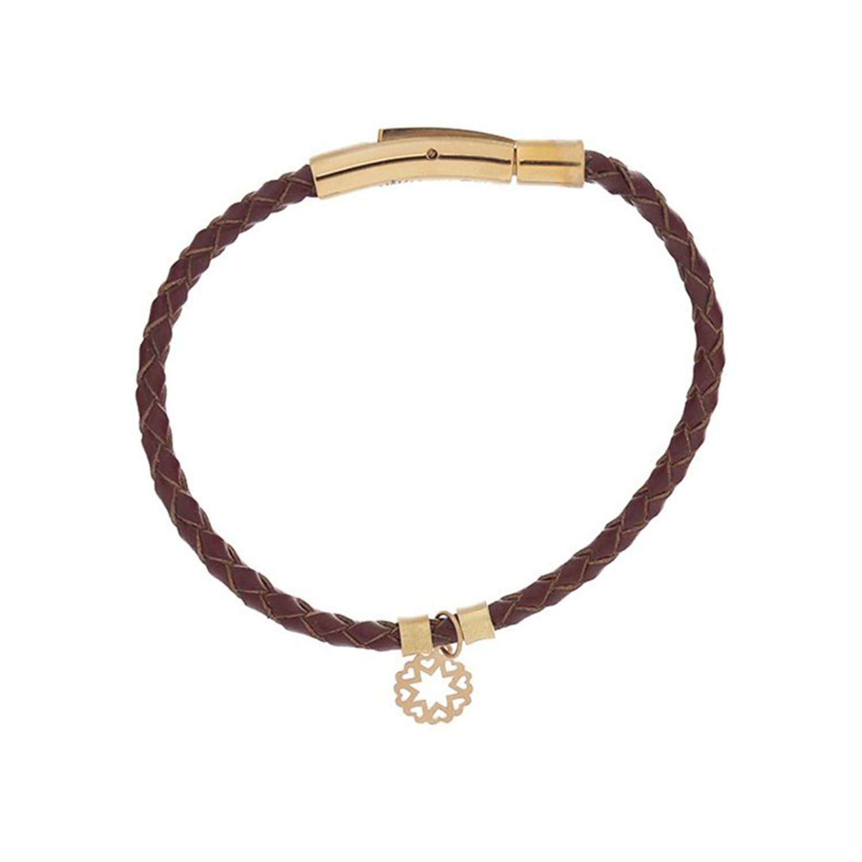 دستبند طلا زنانه مدل MGL-D0202