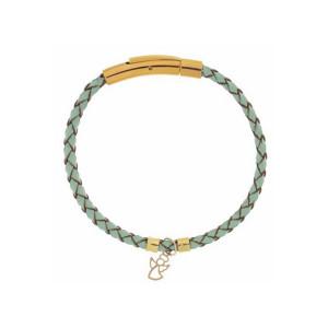 دستبند طلا زنانه مدل MGL-D0407