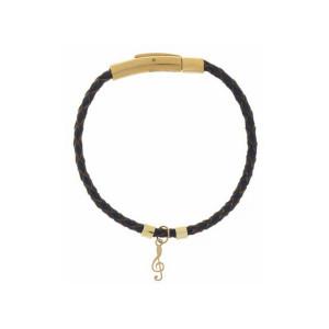 دستبند طلا زنانه مدل MGL-D0062