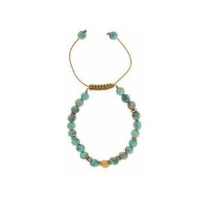 دستبند طلا زنانه مدل MGA-D0219