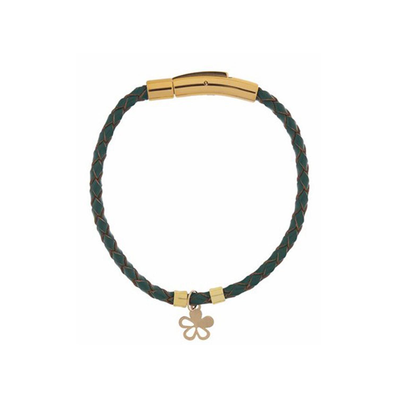 دستبند طلا زنانه مدل MGL-D0405