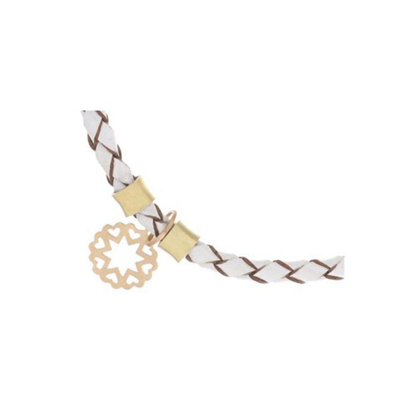 دستبند طلا زنانه مدل MGL-D0197