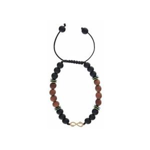 دستبند طلا زنانه مدل MGA-D0183