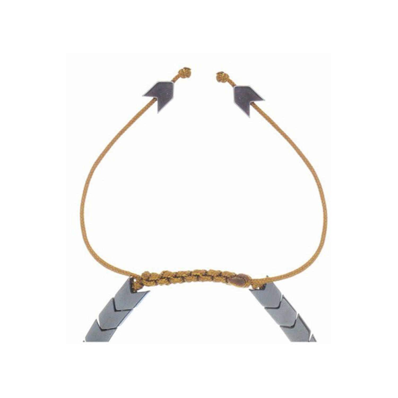 دستبند طلا زنانه مدل MGA-D0011