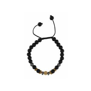 دستبند طلا زنانه مدل MGA-D0307