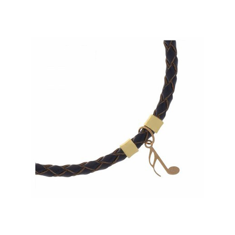 دستبند طلا زنانه مدل MGL-D0046