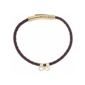 دستبند طلا زنانه مدل MGL-D0031