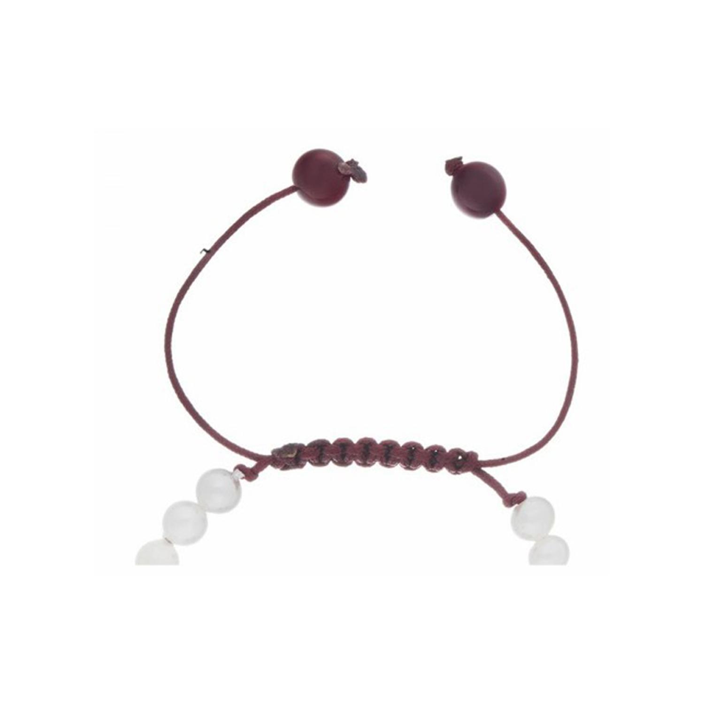 دستبند طلا زنانه مدل آرت MGA-D0007
