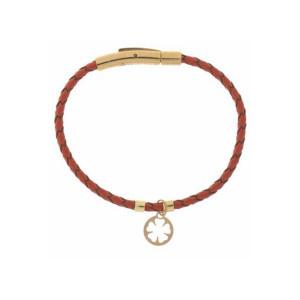 دستبند طلا زنانه مدل MGL-D0060