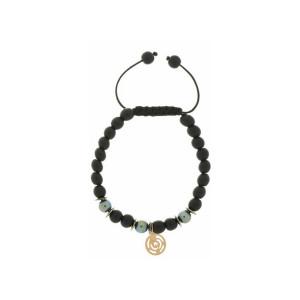 دستبند طلا زنانه مدل MGA-D0070