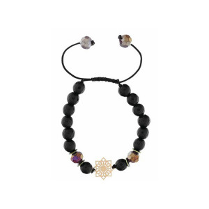 دستبند طلا زنانه مدل MGA-D0303
