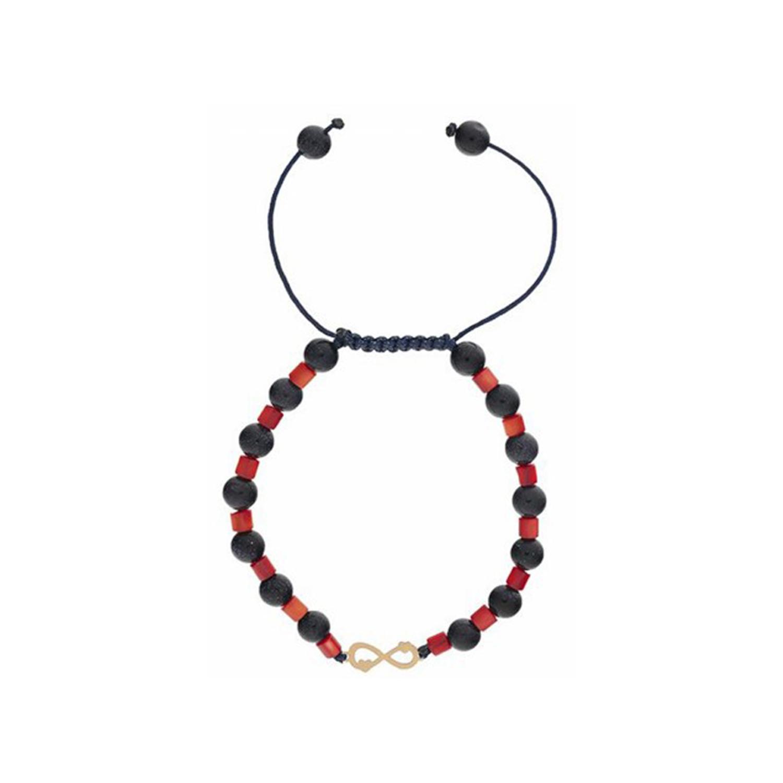 دستبند طلا زنانه مدل MGA-D0168