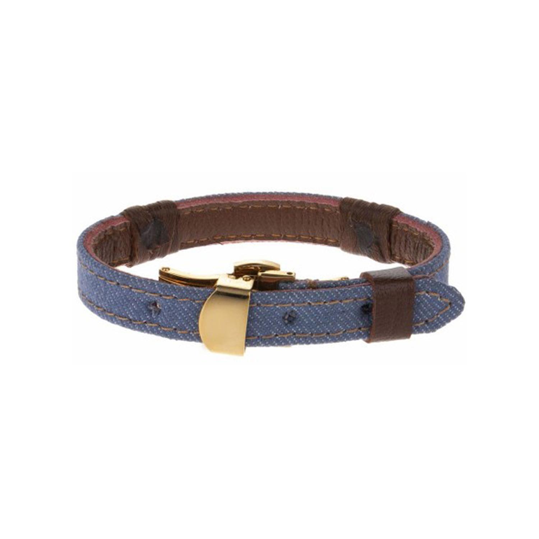 دستبند طلا زنانه مدل MGJ-D0079