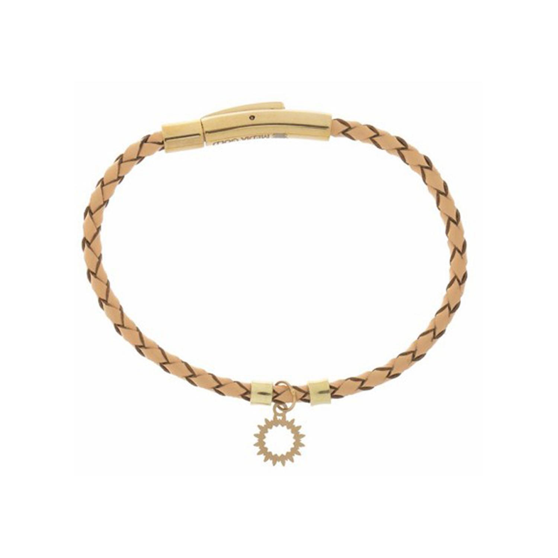 دستبند طلا زنانه مدل MGL-D0073