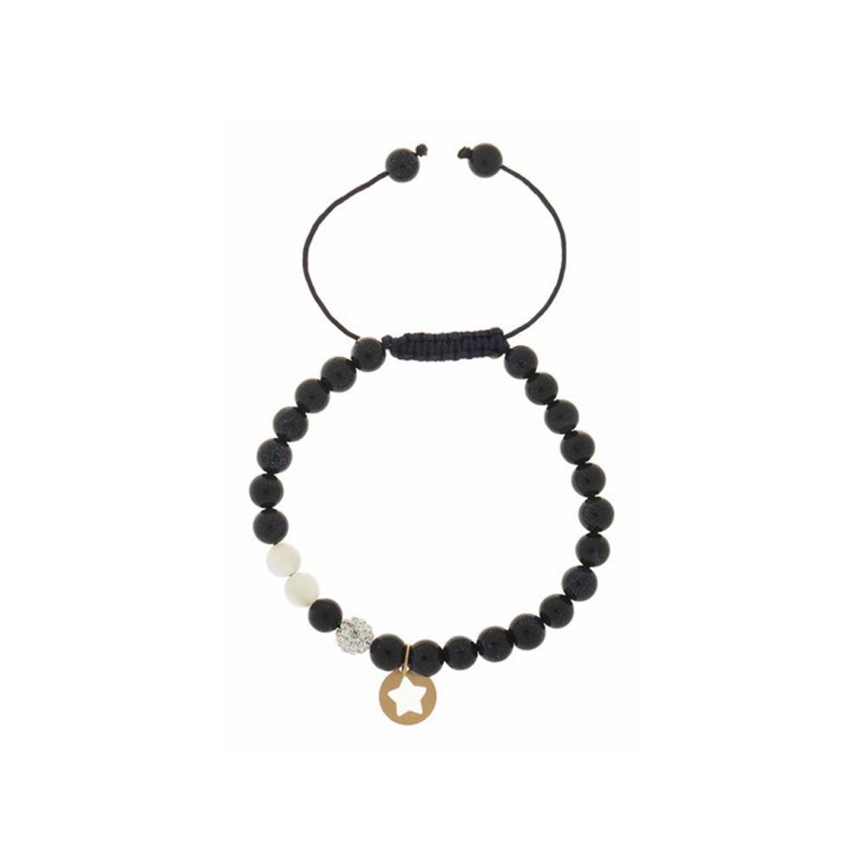 دستبند طلا زنانه مدل MGA-D0065